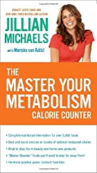 The Master Your Metabolism Calorie Counter by Jillian Michaels (2010-04-27)