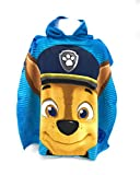 Pat patrouille Badeponcho–Cape de Bain–Mikrofaser 100% Polyester–110x 55cm–Paw Patrol Chase–Marcus