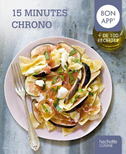 15 minutes chrono: Bon app'