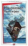 Pierre et Jean (GF-Dossier) (French Edition)