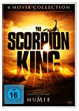 The Scorpion King 1-4 [4 DVDs]