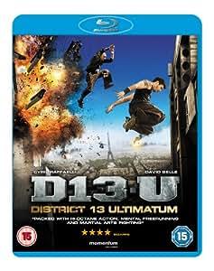 District 13 - Ultimatum [Blu-ray]