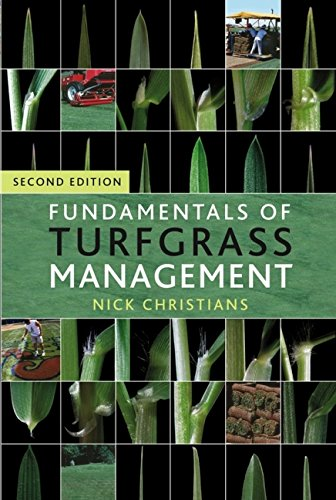 Fundamentals of Turfgrass Management por Nick E. Christians