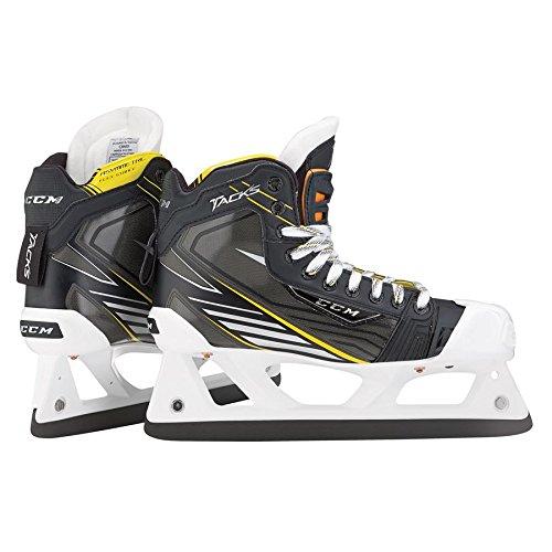CCM Tacks Senior Goalie Skates, Weite :D, Größe:8 = 43 (Blocker Goalie Senior)