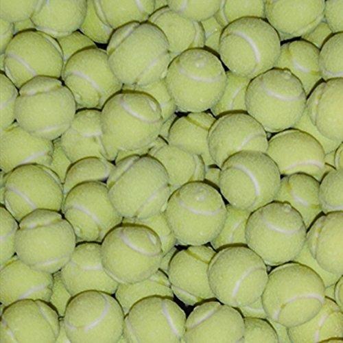 Candinavia/Fini Tennis Balls Bubblegum Sweet 1000g Full Bag - Spanish Candy & Sweets