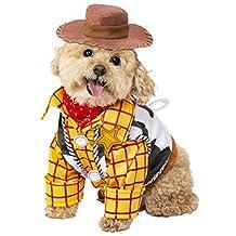 Rubie's Disney: Toy Story Pet Costume, Woody, Medium (200187_M)