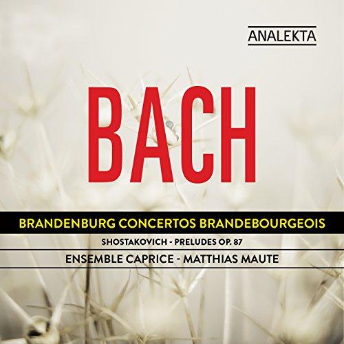 Concerto No. 4, BWV 1049: III. Presto