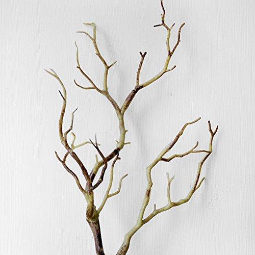 Homeofying piccolo essiccati albero artificiale ramo plant diy craft wedding party home decor coffee