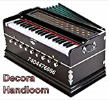 #10: Best Harmonium 9 Stopper, Chudidaar Bellow, 42 key, Two reed, Bass Male, Kapler, Harmonium with Cover.