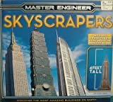 Master Engineer. Skyscrapers. Includes 31 Pieces to build a giant model of Empire State Building!