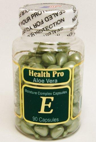 Health Pro - Capsules Soin du Visage à l'Aloé Véra - Combinaison idéale