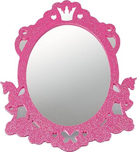 Specchio da parete Principessa Lillifee