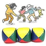 Toy for Baby kids Boy Girl, Magic Circus Juggling Balls Classic Bean Bag Juggle Beginner Kids Toy,Sandbags Toys