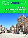 Guide Vert Week End Catane Syracuse Taormine Michelin