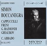 Simon Boccanegra : Opera En Un Prologue Et 3 Actes