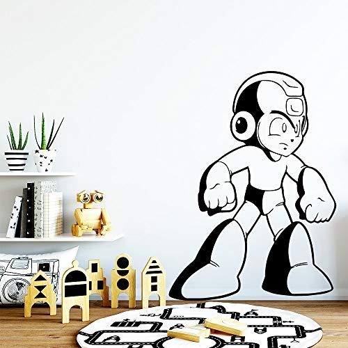 Adesivi murali personaggi dei cartoni animati accessori moderni per la decorazione della stanza dei bambini