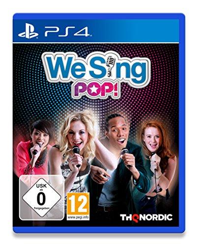 We Sing Pop! [PlayStation 4 ] (Disney Sing It Für Xbox)
