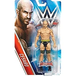 CESARO - WWE SERIES WRESTLEMANIA 32 MATTEL TOY WRESTLING ACTION FIGURE by Wrestling