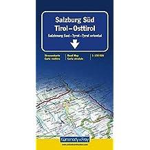 Salzburg South (Tyrol - Eastern Tyrol) (Regional Maps - Austria)