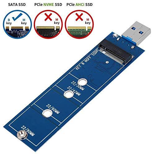EasyULT Adaptador M.2 a USB