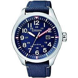 Citizen Herren-Armbanduhr AW5000-16L
