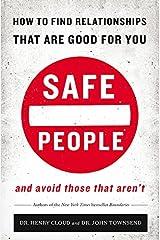 Safe People Paperback