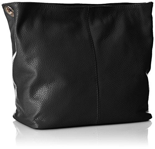 Bags4Less - Josy, Borse a spalla Donna Nero (Schwarz)