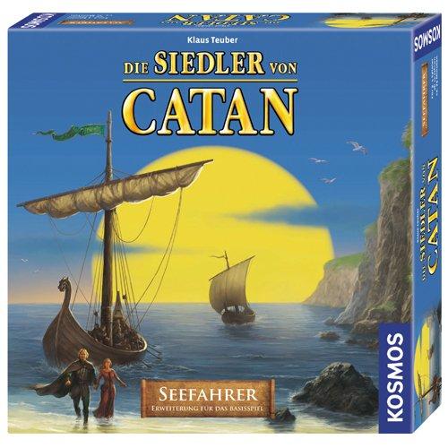 Die Siedler von Catan – Erweiterung Seefahrer