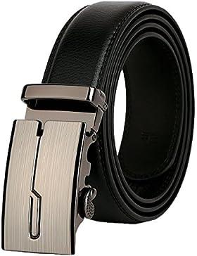 HOMEE Gürtel Männer Mode automatische Schnalle