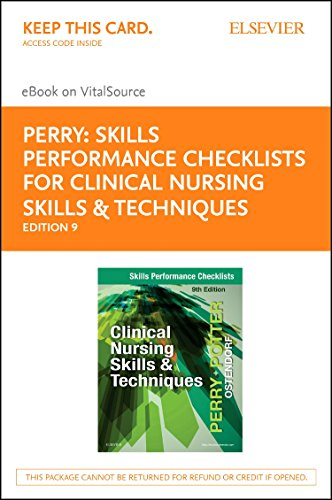 skills-performance-checklists-for-clinical-nursing-skills-techniques-elsevier-e-book-on-vitalsource-