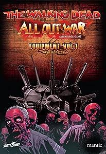2 Tomatoes Games The Walking Dead All out War-Booster de Cartas de Equipo, (5060469661124)