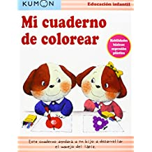 Kumon. Mi Cuaderno De Colorear