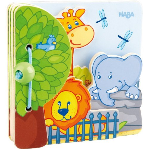 Haba 300129Zoo Friends Baby Book
