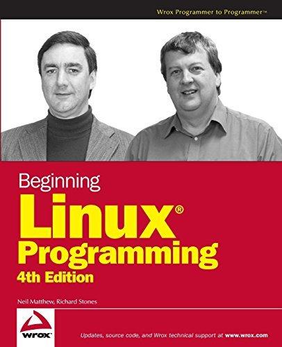 [Beginning Linux Programming] [By: Matthew, Neil] [November, 2007] par Neil Matthew