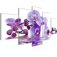 Quadri moderni fiori bianchi casa e cucina for Quadri moderni orchidee