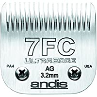 Andis Ultra Edge Blade 7FC 3.2 mm - Juego de cuchillas cortapelos
