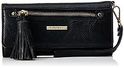 Diana Korr Womens Wallet (Black) (DKW21BLK)