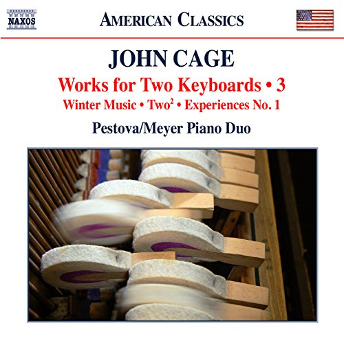 Cage: Works for 2 Keyboards, Vol. 3