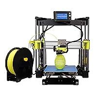 RAISCUBE 3D Printer R2 High Precision Reprap DIY 3D Printer kits with PLA filaments SD Card Tools
