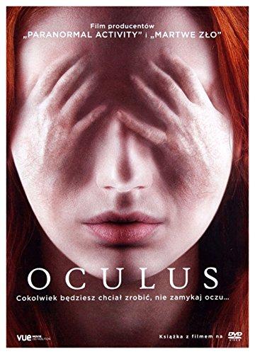 Oculus [DVD + Ksiatka] [PL Import]