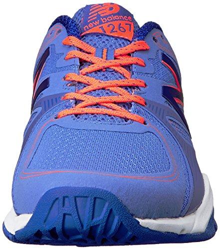 New Balance Women's WX1267 Training Shoe,Blue,10 B US Blue