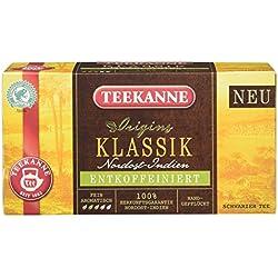 Teekanne Origins Klassik Schwarzer Tee-Mischung entcoffeiniert, 20 Beutel, 35 g