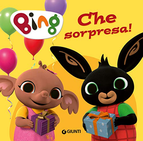 Bing. Che sorpresa! (Italian Edition)