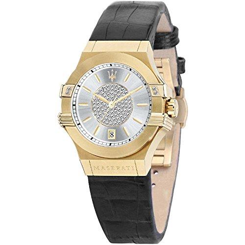 Reloj solo tiempo para mujer Maserati Potenza deportivo Cod. r8851108505