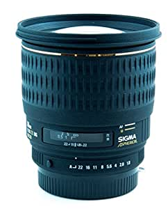 Sigma 28mm f/1.8 EX DG Lens for Pentax Camera