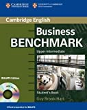 Business Benchmark Upper Intermediate Student's Book with CD ROM BULATS Edition by Guy Brook-Hart (2006-05-22)