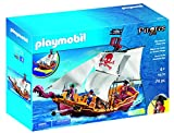 Playmobil 5678 rot Serpent Piratenschiff (74 Stücke)