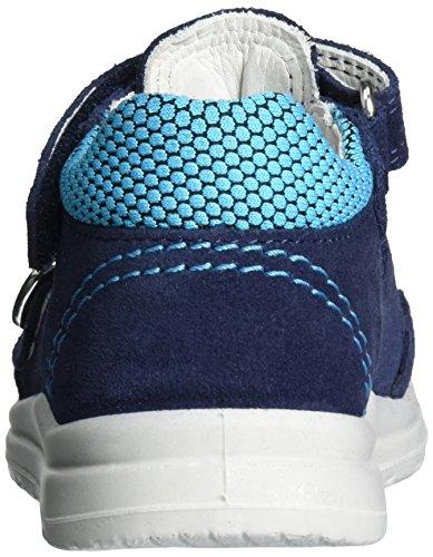Superfit Mel, Chaussures Marche Bébé Garçon Blau (ocean Kombi)