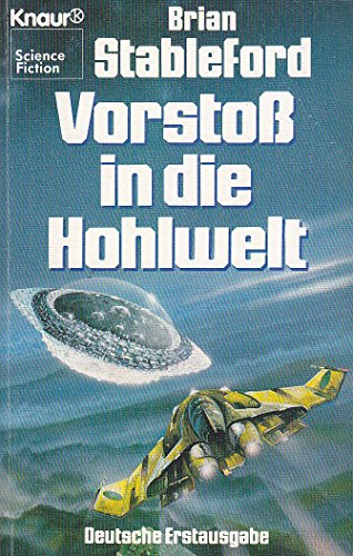 Vorstoß in die Hohlwelt. Science- Fiction- Roman.