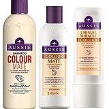 Best Aussie Shampoo And Conditioner Sets - Aussie COLOUR MATE Trio SHAMPOO 300ml + CONDITIONER Review